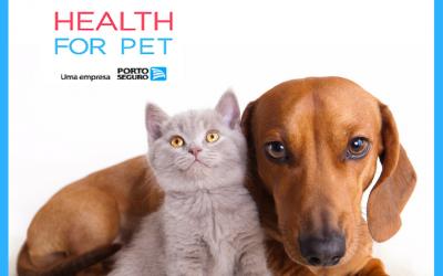Health for Pet: O primeiro plano de saúde para cães e gatos brasileiro
