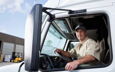 A importância do seguro para motorista de caminhão
